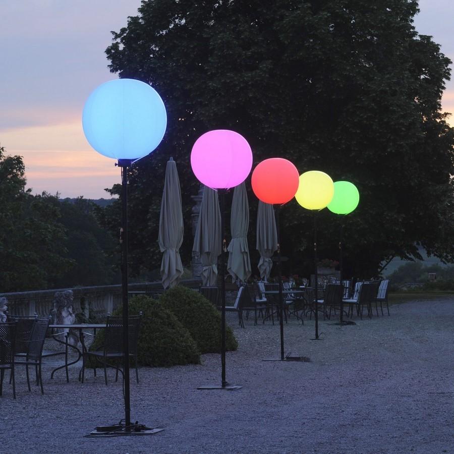 ballon éclairant led