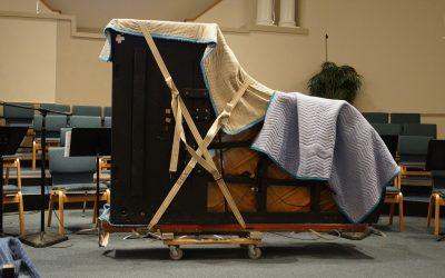 Conseils pour le transport de piano en cas de déménagement