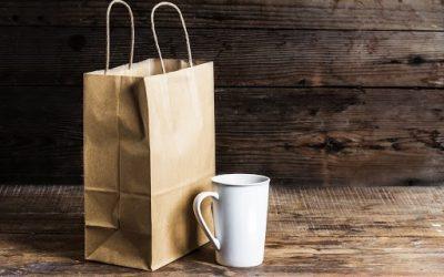 Passer à l'emballage jetable écologique pour réduire son impact sur l'environnement